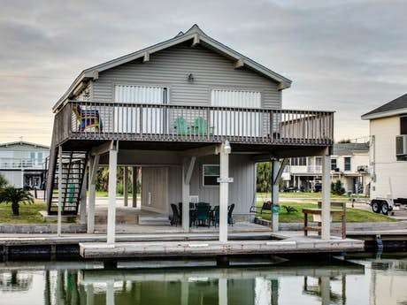 Texas Vacation Rentals, Beachfront Rentals, Cabins for Rent