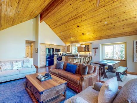 North Lake Tahoe Cabins, Vacation Rentals, House Rentals