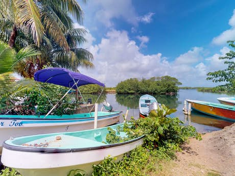 belize vacation rentals villas vacasa