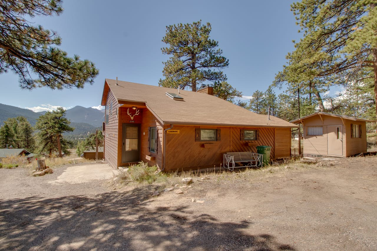 Deer Mountain Lodge South 3 Bd Vacation Rental In Estes