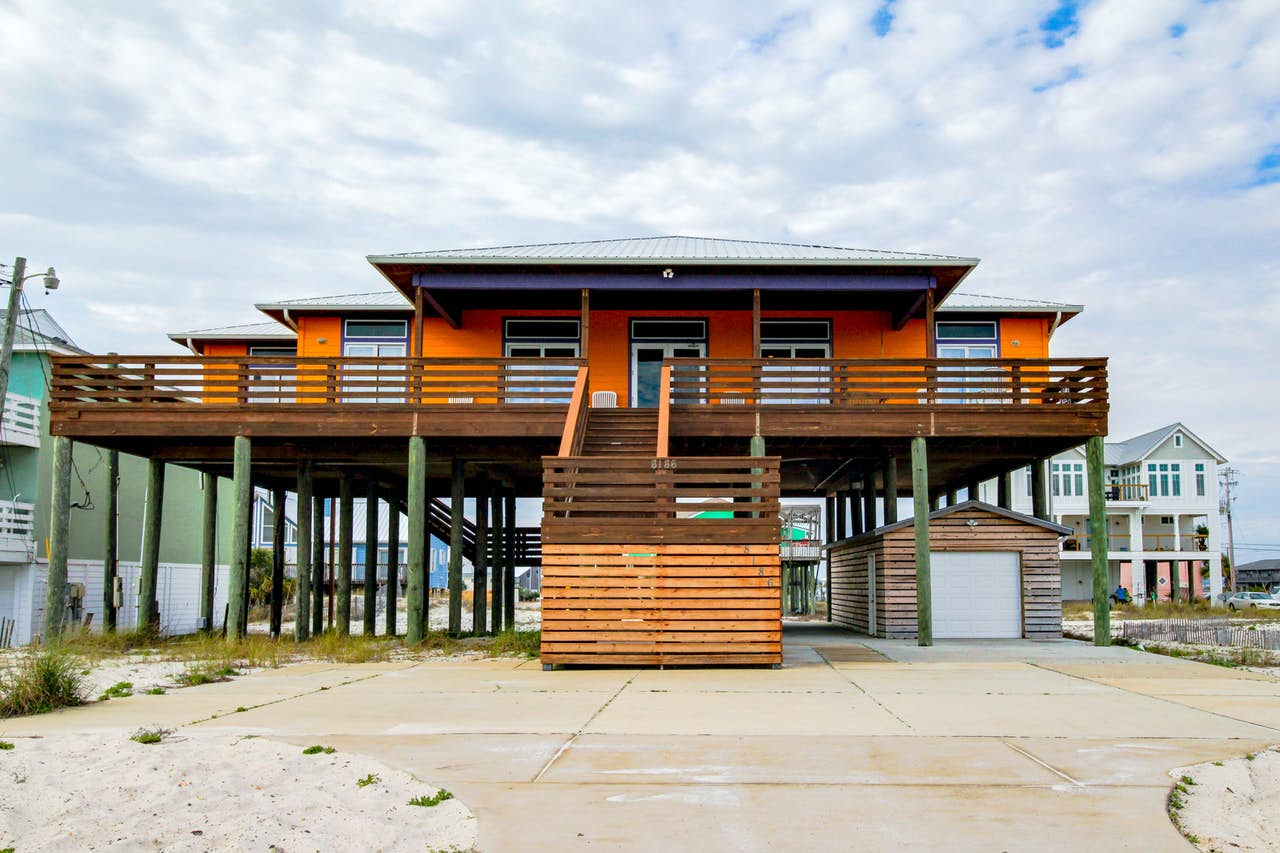 Navarre Beach Upscale Super Family Friendly Gulf View Home 4 Bd