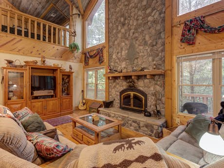 Tallulah Falls Cabins Vacation Rentals Vacasa