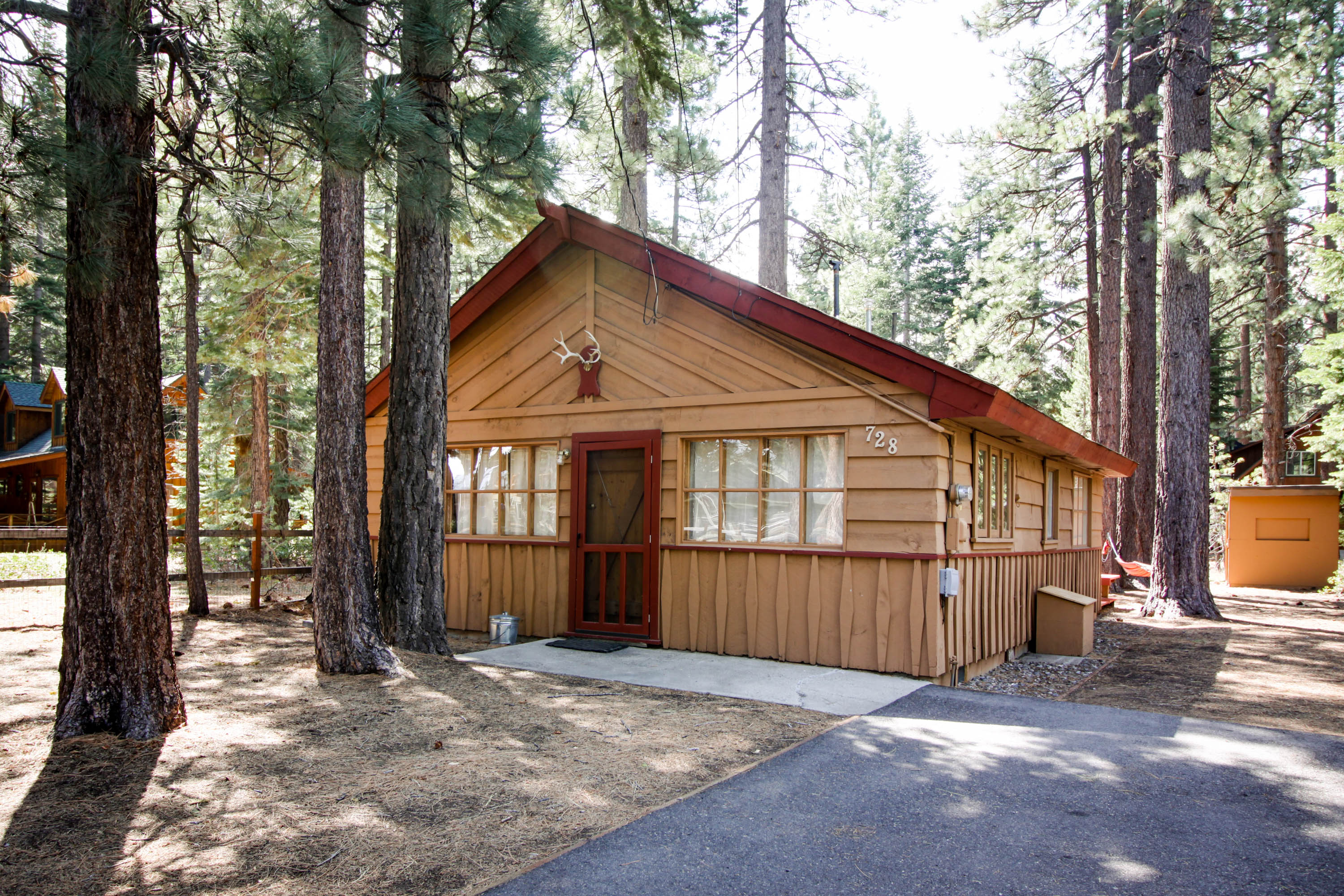 cabin room to the located tahoe cabins south in welcome on lake lodge angler fireside rooms