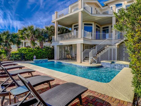 Marvelous South Carolina Beach Rentals Vacation Rentals Vacasa Download Free Architecture Designs Grimeyleaguecom