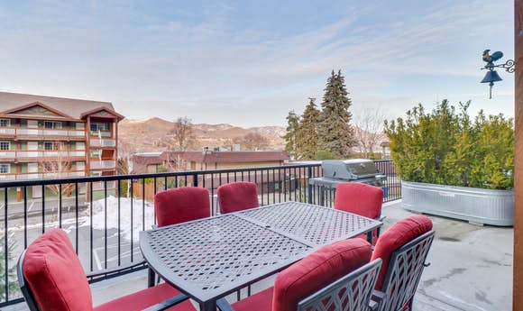Chelan Resort Suites: #107