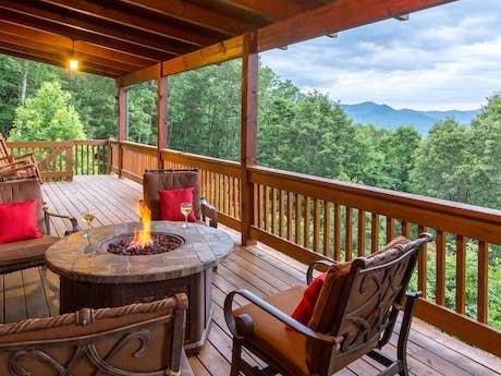 Smoky Mountains Nc Cabin Rentals Vacation Rentals Vacasa