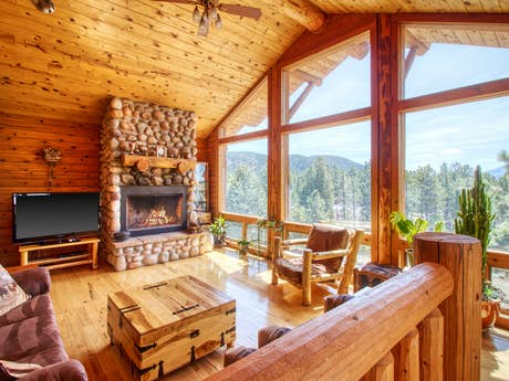 Woodland Park Cabin Rentals, Vacation Rentals, Cottage