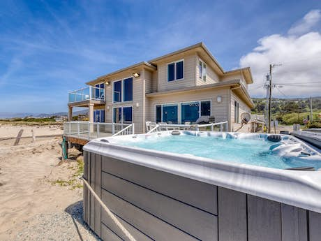 Oregon Beach House Rentals Large Groups | Beach Houses
