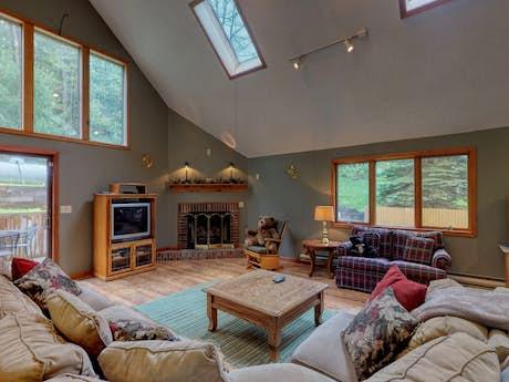 Swanton Maryland Vacation Rentals Deep Creek Lake Cabin