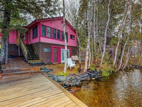 Moosehead Lake Cabin Rentals, Vacation Rentals, House Rentals   Vacasa