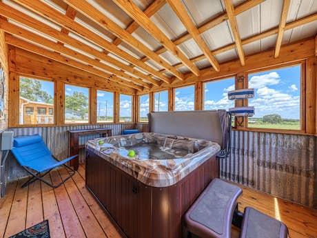 Texas Hill Country Cabins Vacation Rentals Vacasa