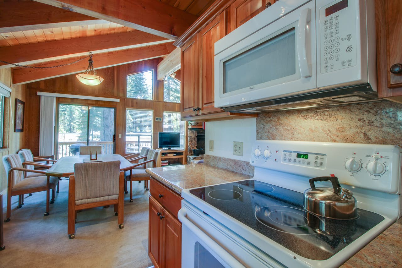 Beaver Pond Northstar Luxury Chalet with Hot Tub   4 BD Vacation ...
