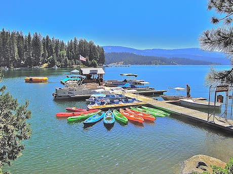 Shaver Lake Cabins Lake House Rentals Professionally Cleaned Vacasa