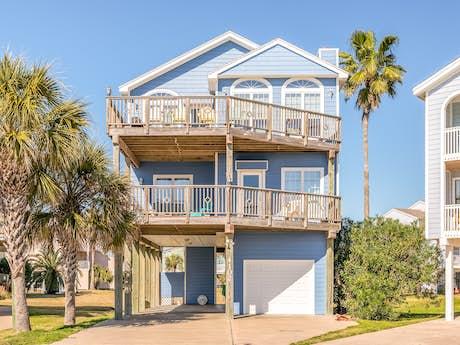 Galveston Beach House Als
