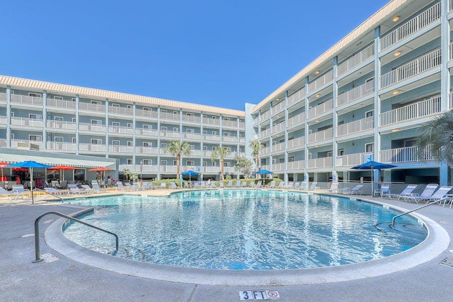 Hilton Head Resort 3117