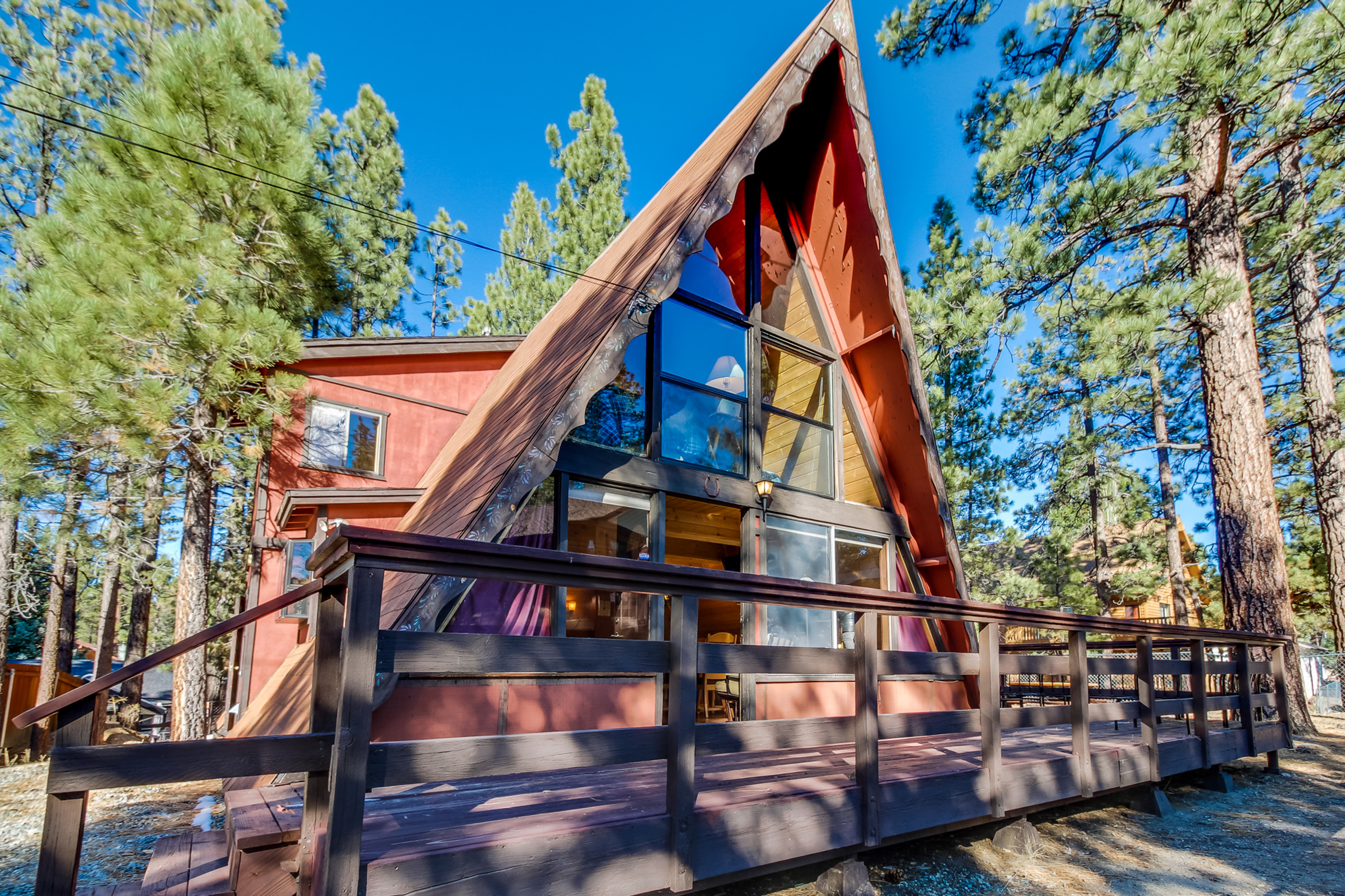 cougers cabins cheap retreat bungalow bear in original big at rathbun vacation and ca rent for vacations creek homes