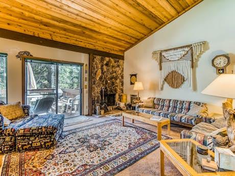 Huntington Lake Cabin Rentals Vacation Rentals Lake Houses Vacasa