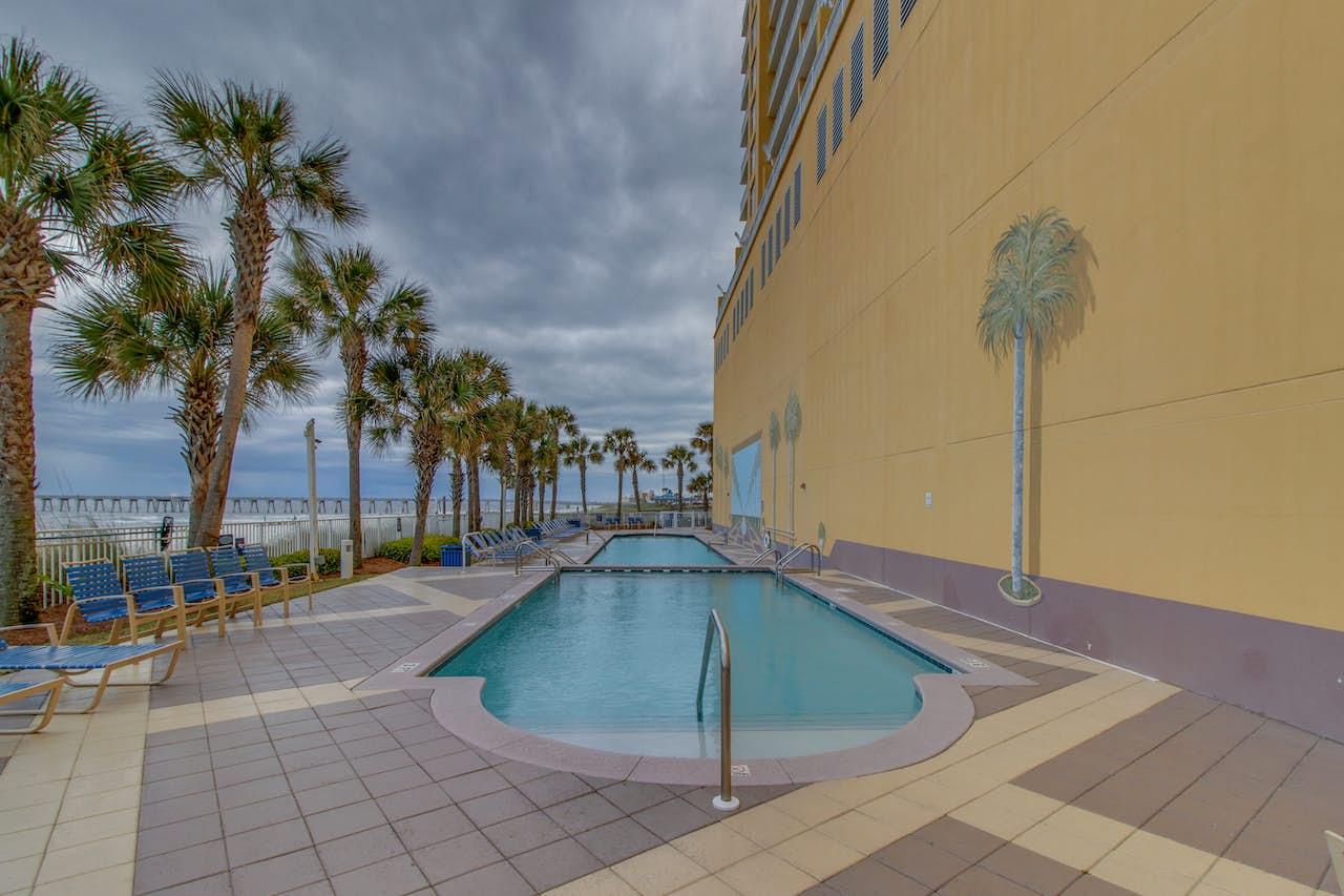 Sterling Reef 1203 2 Bd Vacation Rental In Panama City
