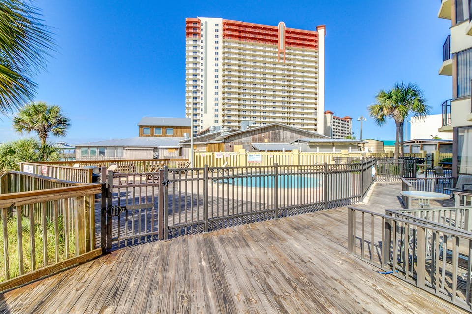Sunbird Condo Rental W Panama City Beach Florida
