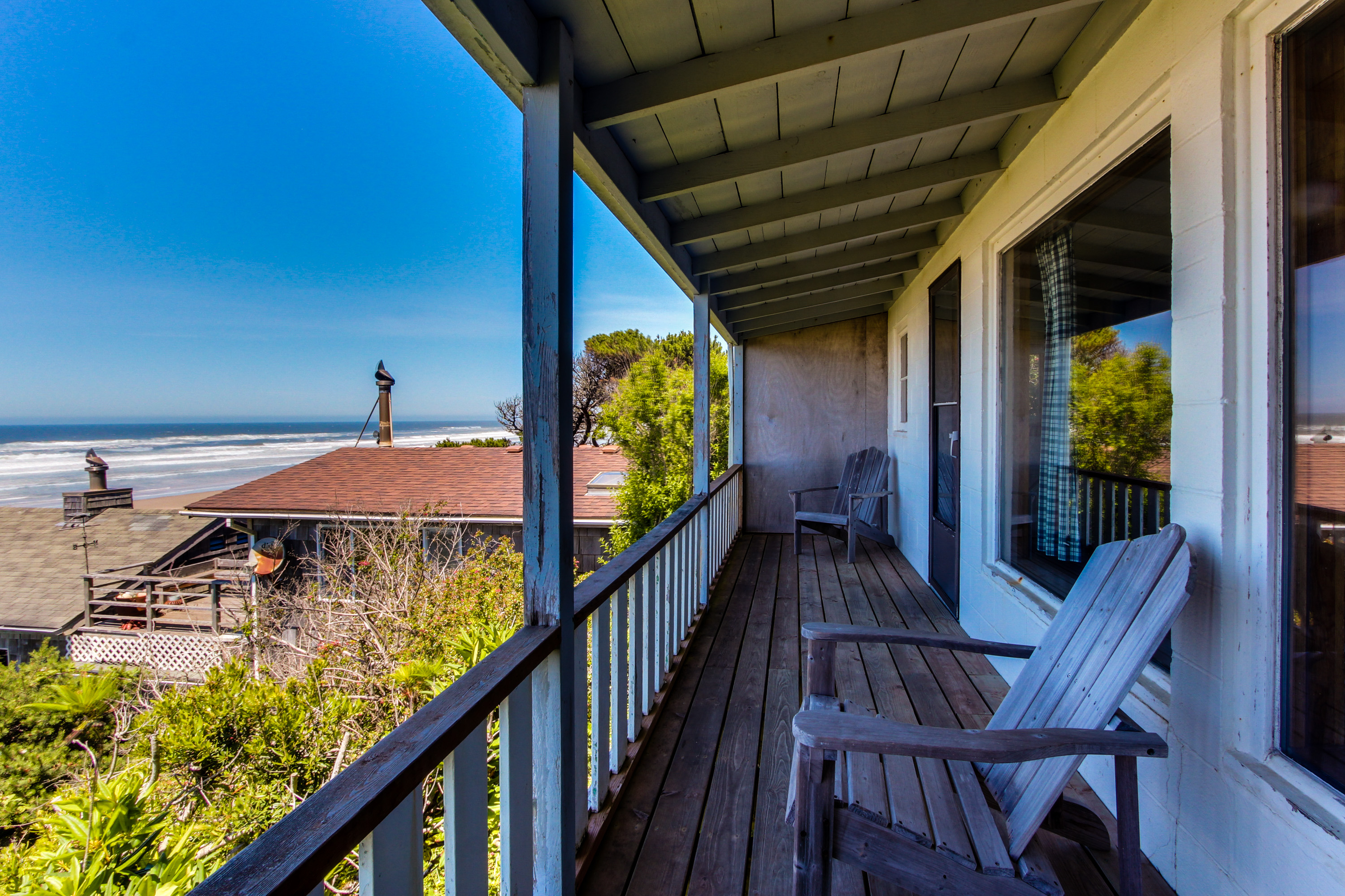 Cape Cod Cottages - Unit 9   1 BD Vacation Rental in Waldport, OR ...