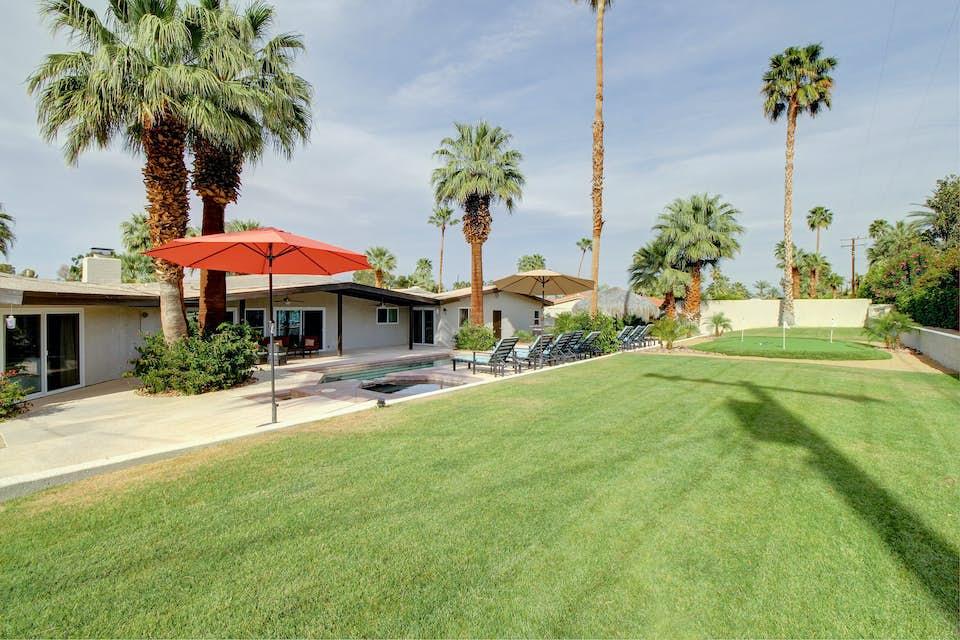 Paseo Palms | 5 BD Vacation Rental in Palm Desert, CA | Vacasa