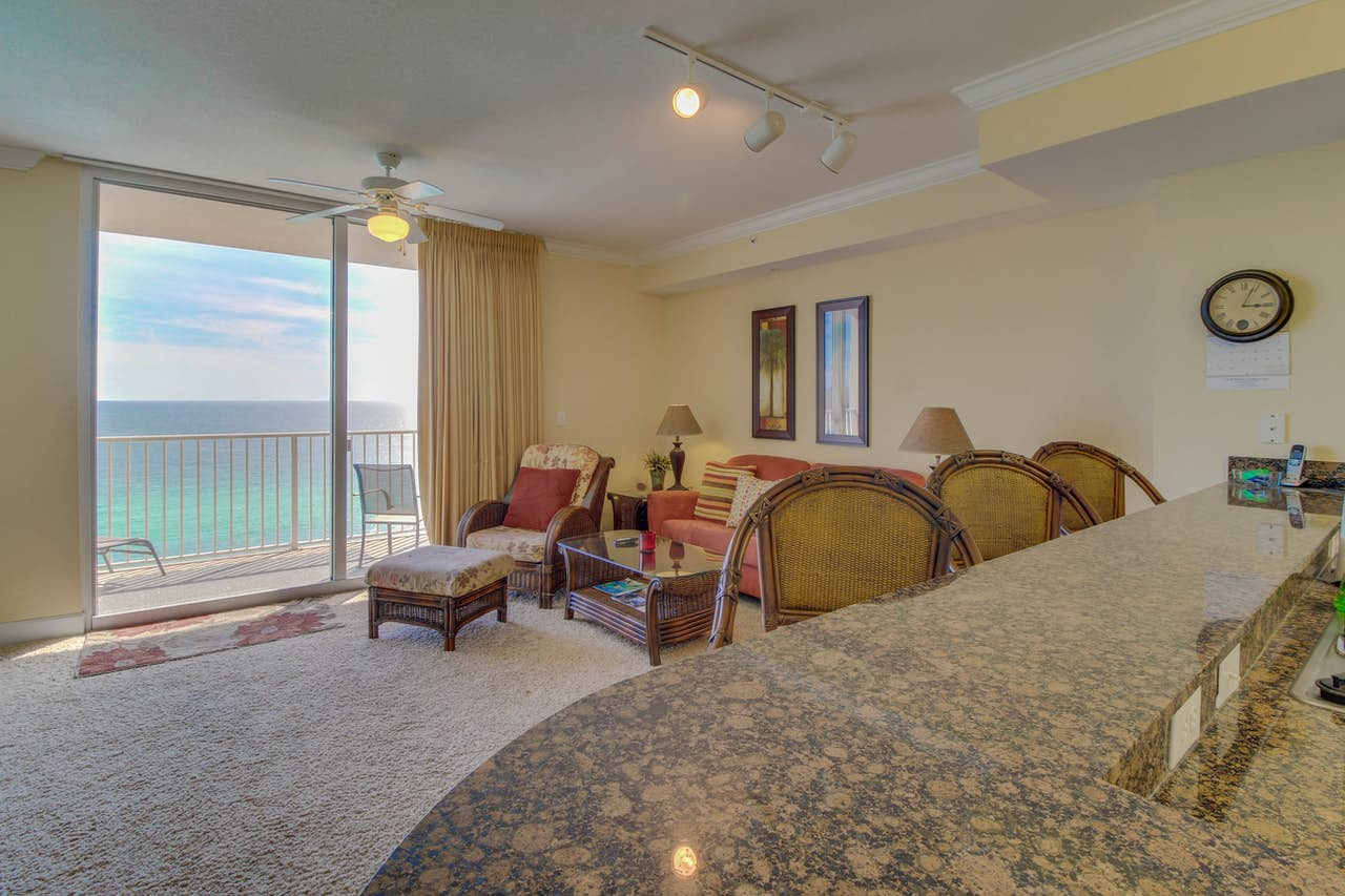Tidewater Beach Resort 1204 1 Bd Vacation Rental In