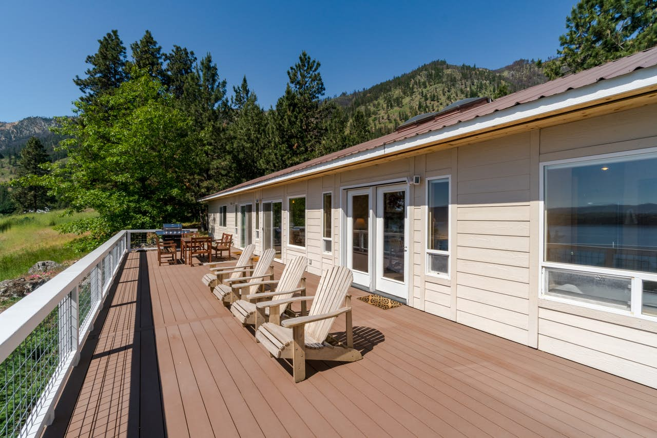 Blue Lake Serenity 3 Bd Vacation Rental In Chelan Wa