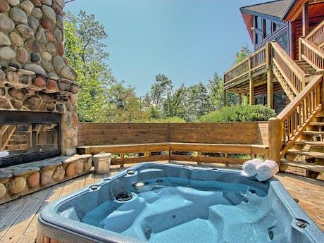 Blue Ridge Cabin Rentals Vacation Rentals Vacasa