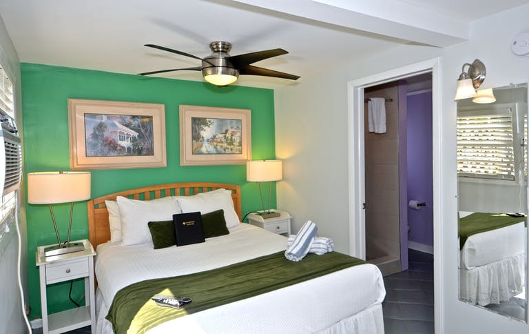 royal poinciana garden house bed breakfast - Garden House Key West