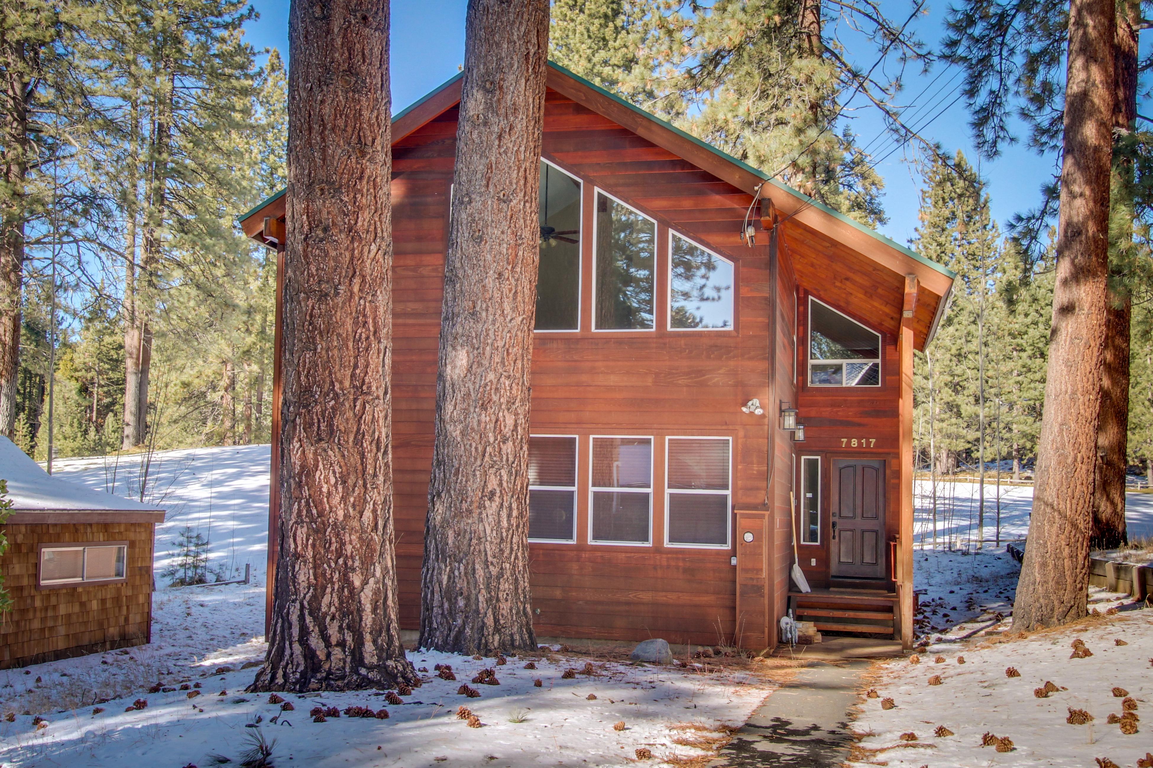 cabin living for once tahoe hot cabins deck tub summer lake enjoyment story rent den rentals heavenly large vacation bear