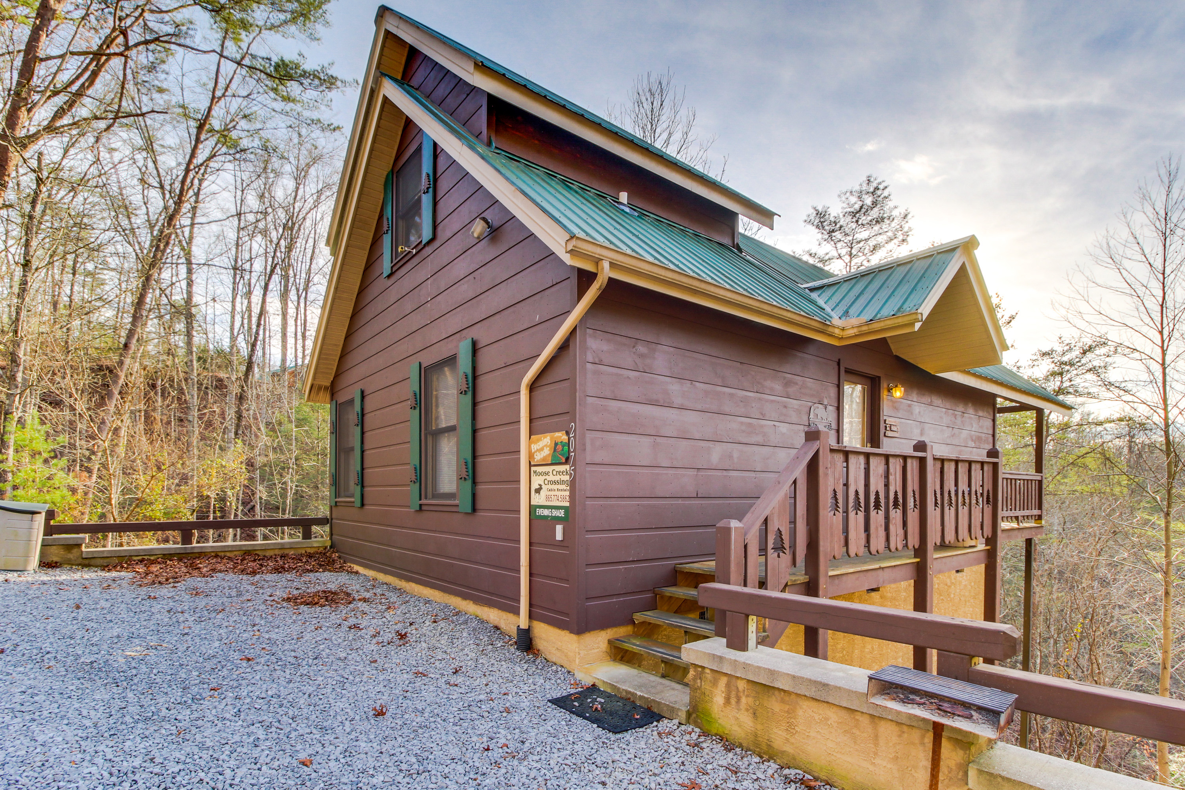 pigeon for pool friendly cabin indoor in under rent forge tn night cabins a rentals pet rental
