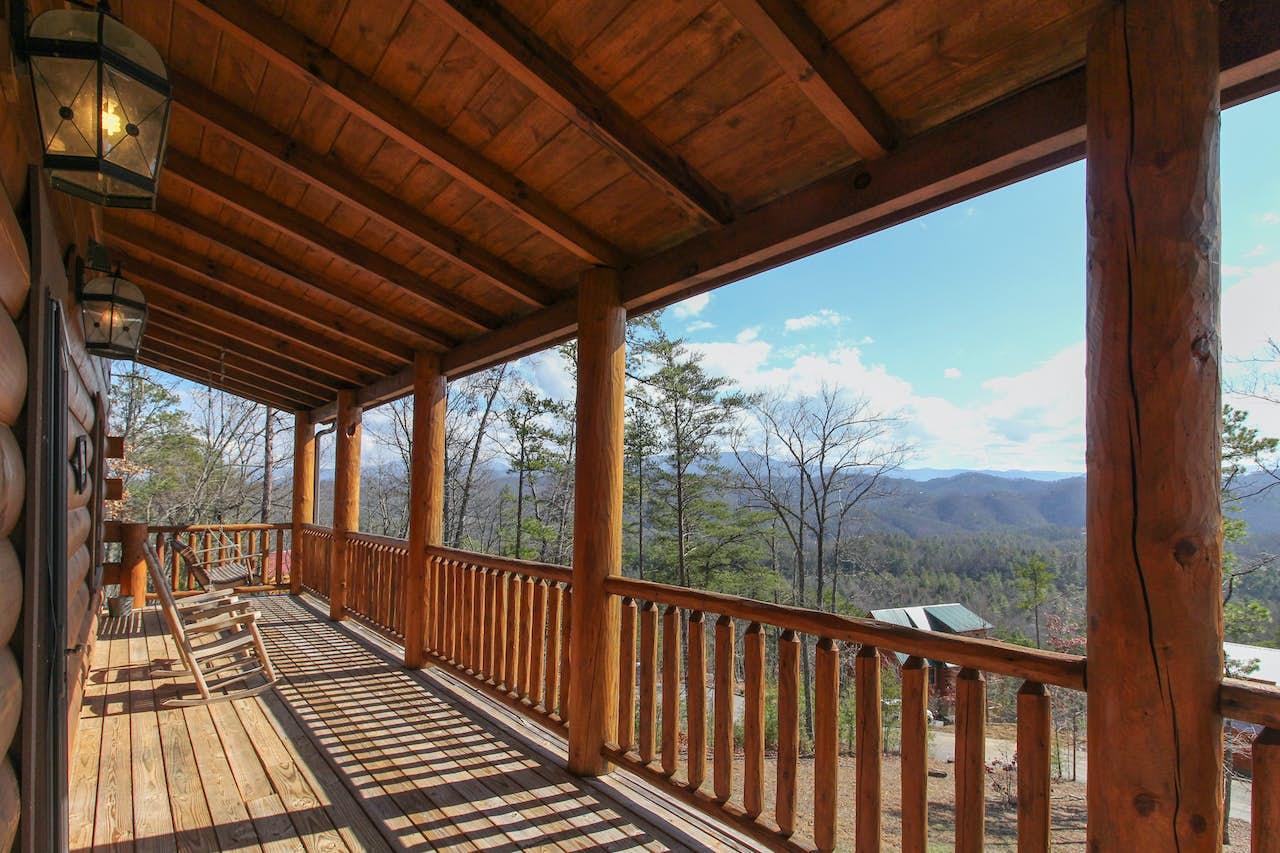 Bearadise View Cabin - Sevierville, TN