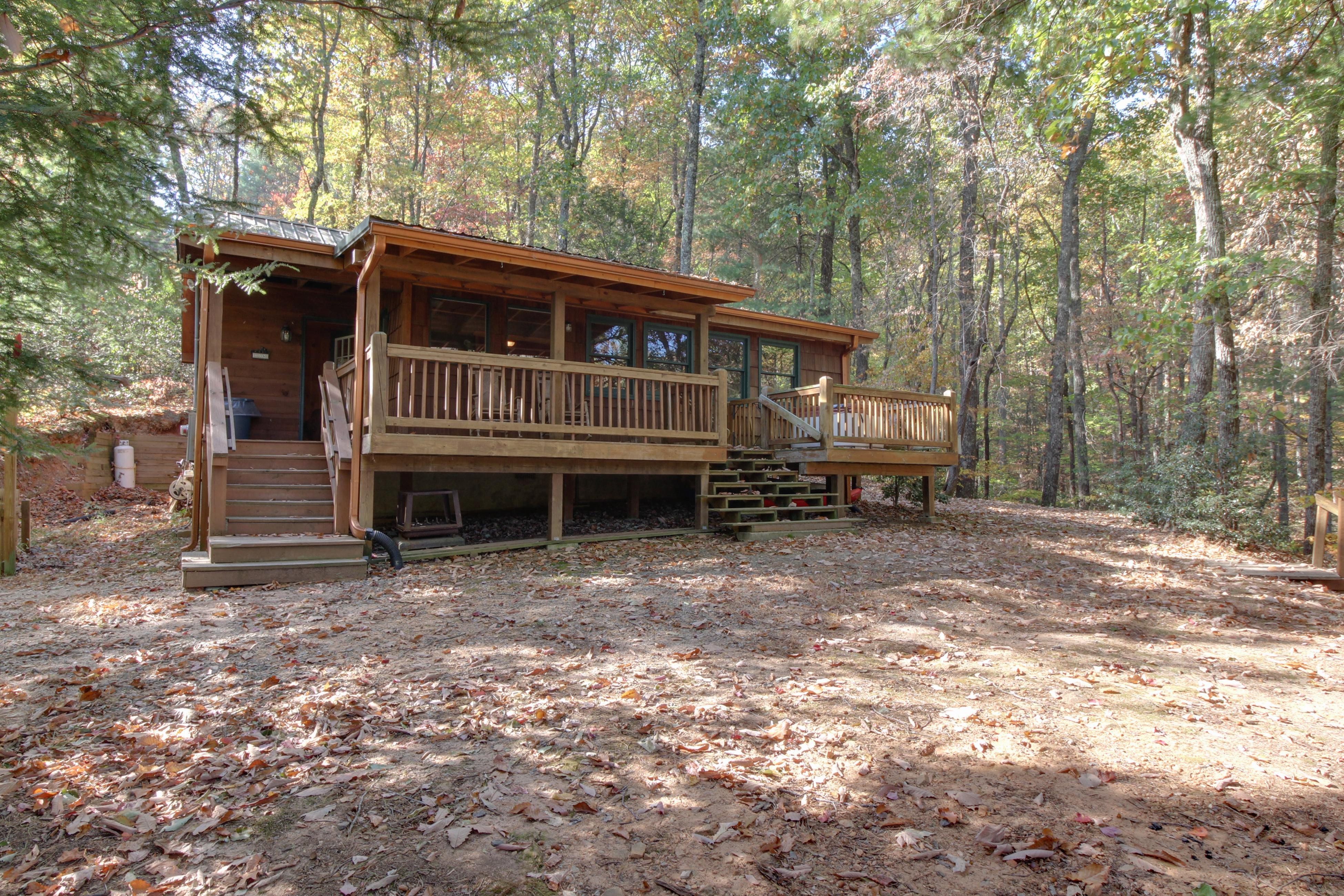 in cabin realty rentals llc inc pin country mccaysville dahlonega blue ridge dr cuddle up cabins ga corners