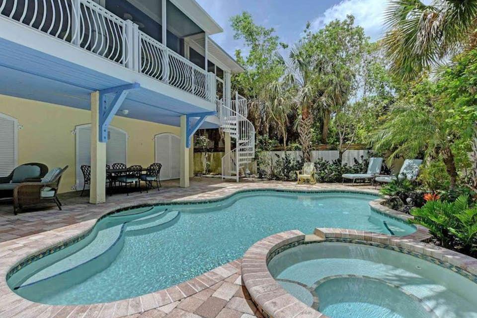 Pine Island Beach Home Rental