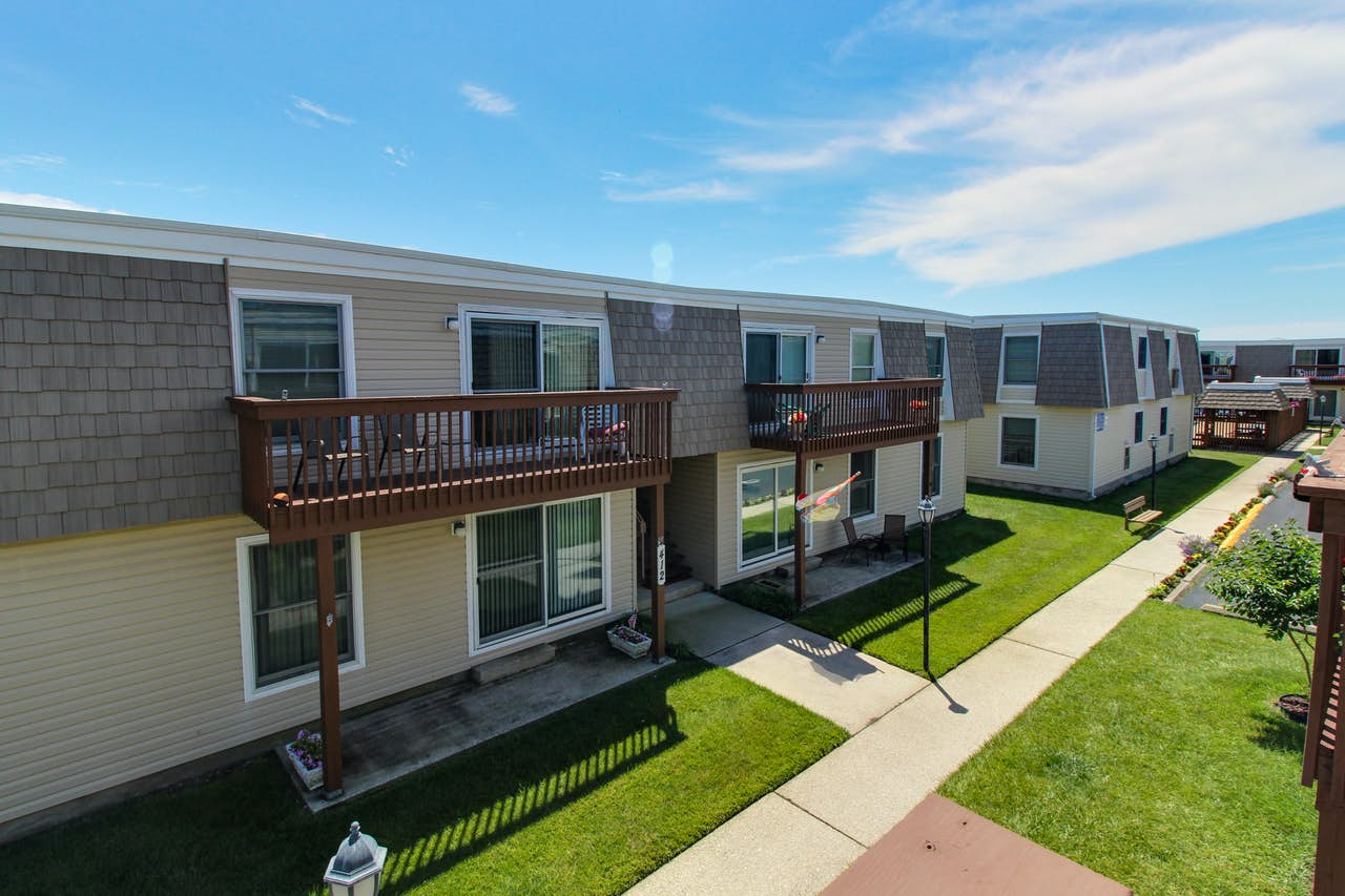 Twin Villas Ocean City Maryland