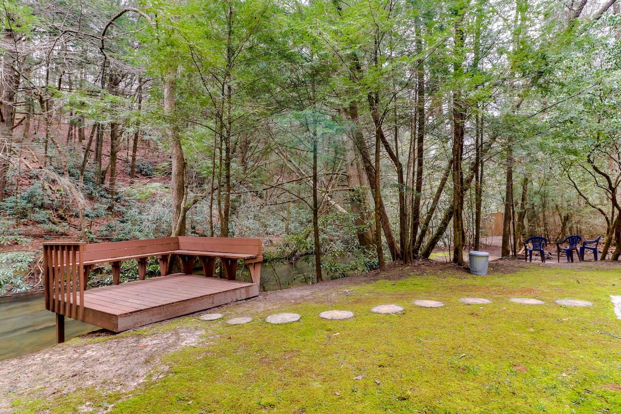 Dogwood Creekside - Blue Ridge, GA